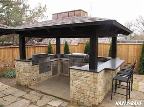 25 best ideas about covered outdoor kitchens on