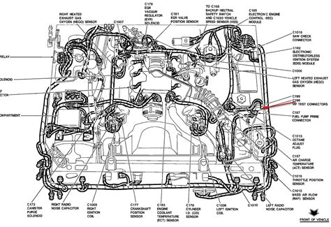service manuals schematics 2011 ford mustang head up display diagram 2004 ford mustang engine diagram