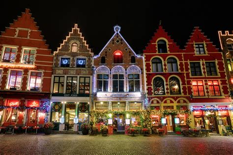 a very belgian christmas beautiful bruges ed graham