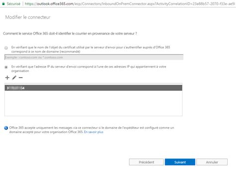 Office 365 Smtp Cr 233 Ation D Un Relais Smtp Anonyme Avec Office 365
