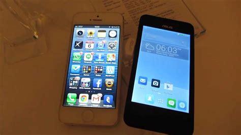Hp Asus Iphone 4 asus zenfone 4 vs iphone 5 246 sszehasonl 237 t 243 vide 243 tech2 hu
