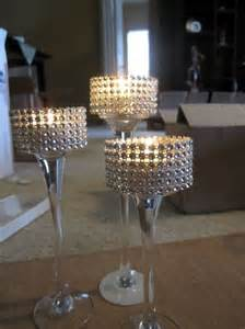 bling centerpieces wedding reception 25 best ideas about bling wedding centerpieces on