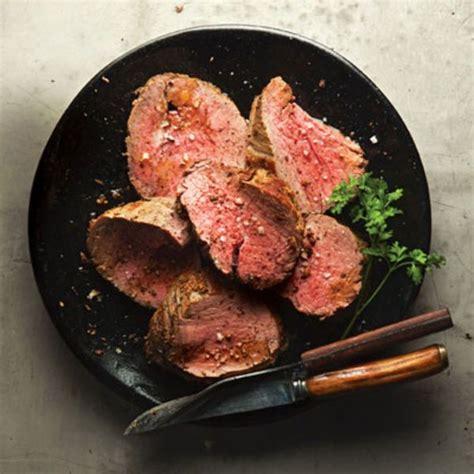 perfect roast beef tenderloin rosemary rubbed beef tenderloin recipe saveur