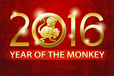 new year for the monkey year of the monkey 2016 wallpapers best wallpapers