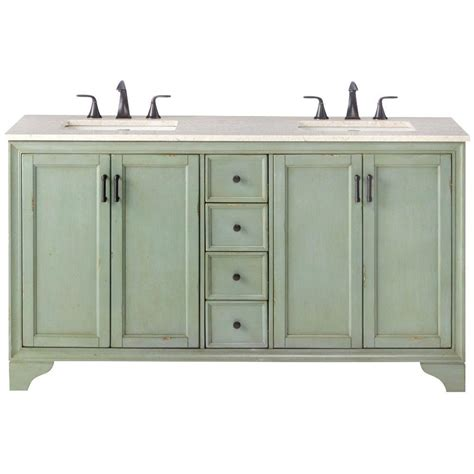 home depot home decorators vanity home decorators collection hazelton 61 in double vanity