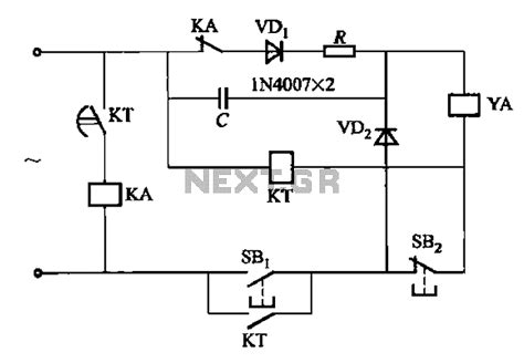 capacitor parallel operation capacitor in parallel with solenoid 28 images lessons in electric circuits volume v