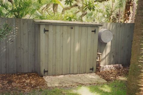 Shed Fence is a shed in your future curb appeal
