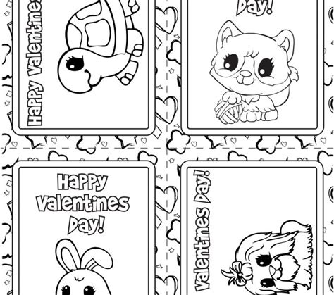 printable valentine card to color valentine card coloring pages kids coloring europe