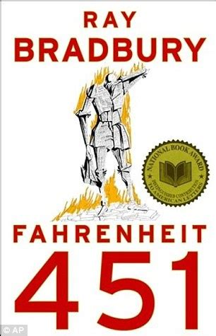 theme of fahrenheit 451 by ray bradbury ray bradbury dead fahrenheit 451 author dies at 91 after