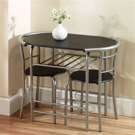 Dining Table Designs For Small Spaces Dining Room Fabulous Space Saving Dining Sets Furniture Table With Chairs Underneath
