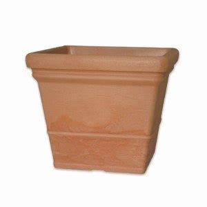 24 Inch Planter by Square 24 Inch Planter Roof Garden
