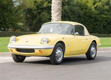 1965 lotus elan s2 sports car market