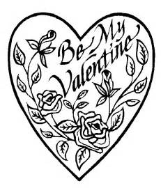 valentines colors valentines coloring pages coloring pages to print