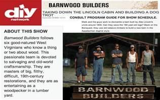 diy channel barnwood builders cast member dies just b cause