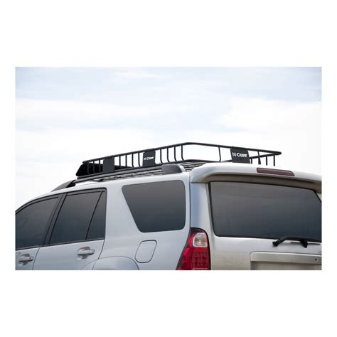 Curt Roof Rack by Curt Manufacturing Curt Roof Rack Cargo Carrier