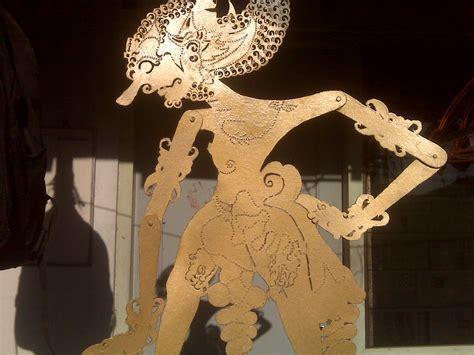 Cara Membuat Lu Hias Wayang   secuil kisah sederhana membuat wayang karton