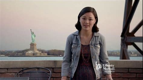 liberty mutual insurance spokes models midori francis tv commercials ispot tv