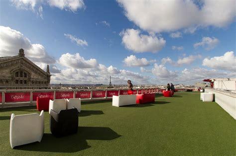 terrasse lafayette galeries lafayette parigi informazioni e orari vivi parigi