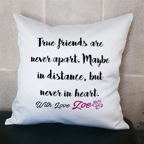 Pillow Is Best Friend by Quote Pillow Friendship Pillow Best Friend Pillows Name