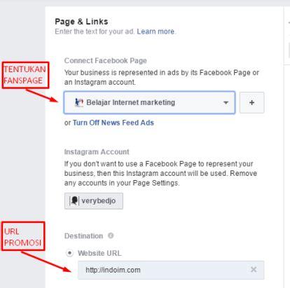 membuat iklan fb cara mudah membuat iklan di facebook fb ads indoim
