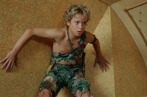 peter pan real actor peter pan 2003 which character are you