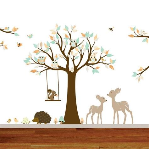 baby animal wall stickers best 25 wall decal sticker ideas on disney wall decals nursery trees and boy and