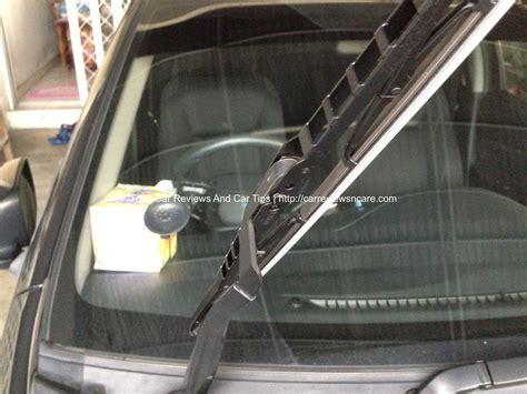 Wiper Toyota Vios Bosch Aerofit 2414 how to do it yourself diy windshield wiper blades
