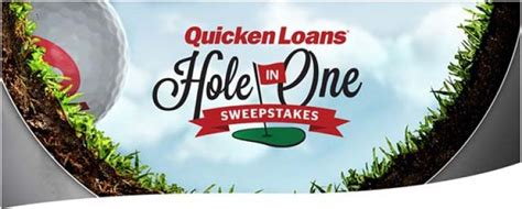 One Sweepstakes - pgatour com quickenloans quicken loans hole in one sweepstakes sweepstakes pit
