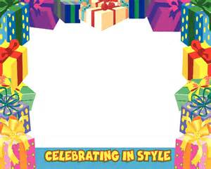 happy birthday photo frame template 15 birthday psd frame images happy birthday frames free