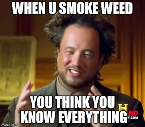 Think Meme - ancient aliens meme imgflip