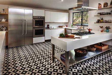 trik memilih lantai keramik dapur minimalis smartmama