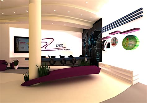 One Agency Interior Design Llc by Zoes Travel Agency On Behance