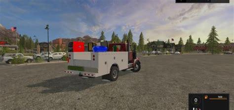kw service truck fs17 trucks farming simulator 17 mods fs 2017 mods