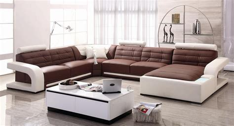 sectional homes affordable leather sectional sofas modern home interiors