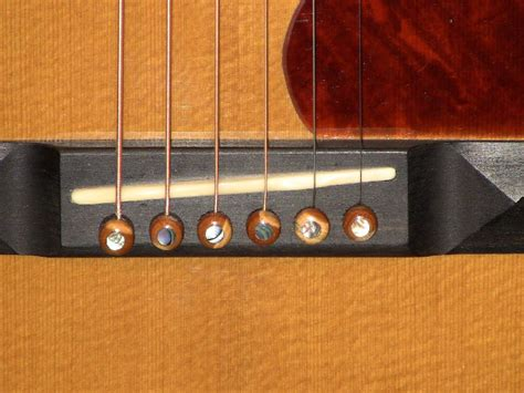 Bridge Pin A by Guitar Bridge Pins
