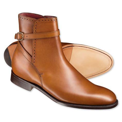 handmade mens fashion jodhpur ankle boots ankle
