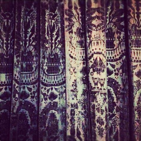 Antique Velvet Curtains Antique Velvet Curtains From Velvet Pinterest