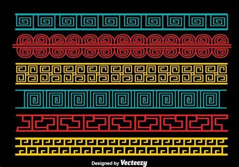 cenefas vectorizadas vector cenefa griega descargue gr 225 ficos y vectores gratis