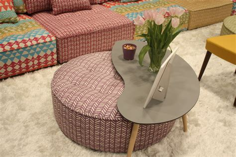 ottoman table combination new coffee table designs offer style and functionality