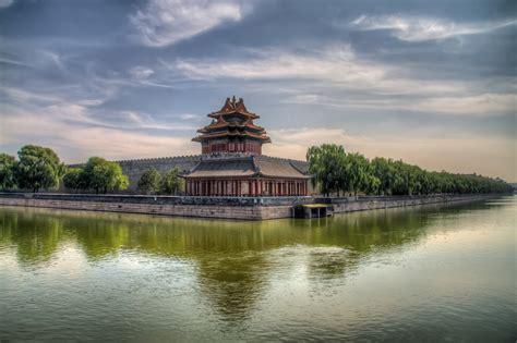 forbidden city palace  beijing thousand wonders