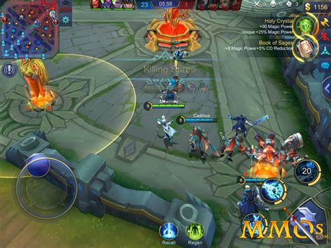mobile legends mobile legends game review