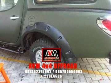 Inner Fander Depan Triton variasi offroad variasi 4x4 offroad dan aksesoris mobil strada triton pajero