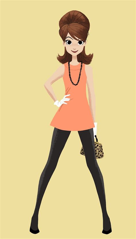 design fashion girl female character design designing charlie