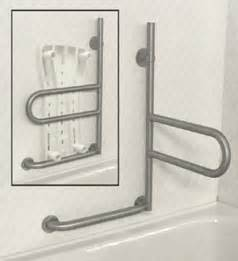 Bathtub Cl On Grab Bars by Bathroom Grab Bars Shower Grab Bars Folding Grab Bars