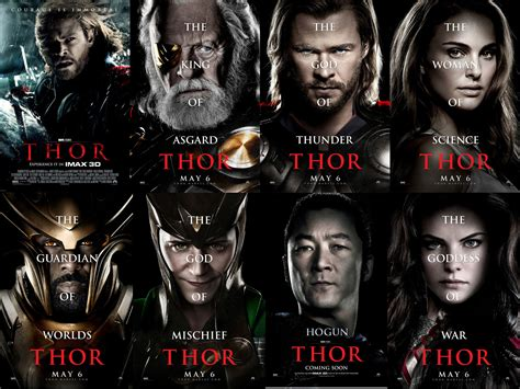 film thor cast hammer hammer about that new thor movie clip character