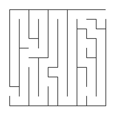 printable art mazes maze clipart eazy pencil and in color maze clipart eazy