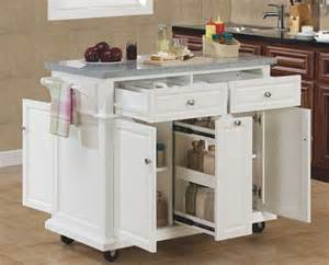 mobile islands for kitchen best 25 portable island for kitchen ideas on