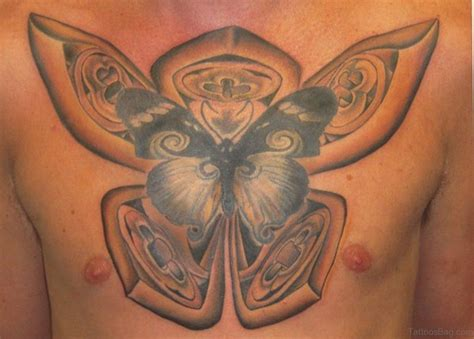 unusual butterfly tattoo designs 69 most attractive butterfly tattoos for chest