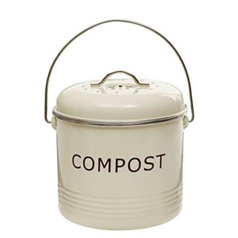 table top compost bin worktop compost bin 3 5l