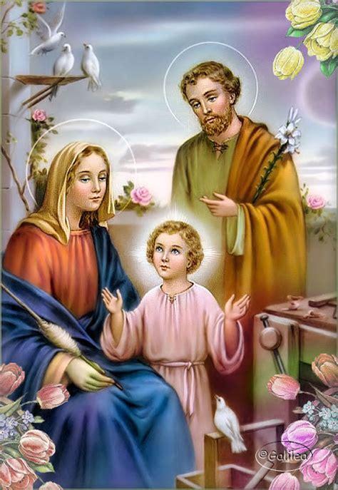imagenes sobre la sagrada familia im 225 genes religiosas de galilea sagrada familia la